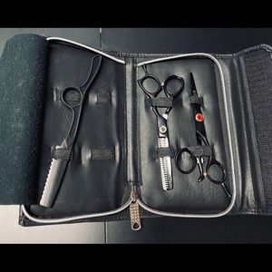Set of ICON Hair Cutting Shears